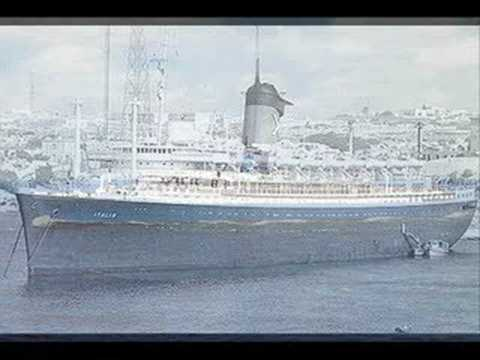 SS America Memory/ Star Wreck from Fuerteventura