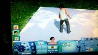 The sims 3 как издеватся над симом
