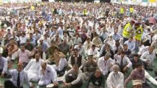 Jalsa Salana UK 2010 : Afternoon Session - Part 4 (Urdu)