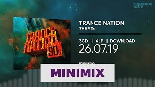 Trance Nation - The 90s (Official Minimix HD)