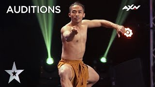 Charming Fusion Dance From Indonesia | Asia's Got Talent 2019 on AXN Asia