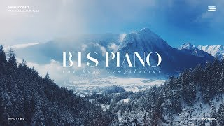 The Best of BTS Vol.2 | 1 Hour Piano Collection