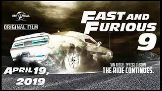 Fast & Furious 9 official trailer 2019 l Movie release date 20, May 2020