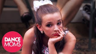 Kendall GETS CUT from the Vampire Dance (Season 2 Flashback) | Dance Moms