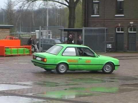 Monstertrucks in Delft, The Netherlands