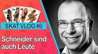 Skat Vlog #6: Schneider sind auch Leute (mit Untertiteln)