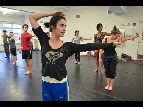 Bridging Dance and Research: Yale Dance Theater