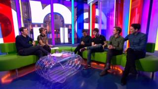 The Inbetweeners BBC The One Show 2014