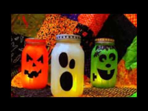 easy fun halloween crafts youtube - Cheap Halloween Crafts