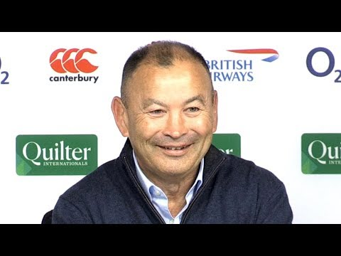 England v South Africa - Eddie Jones & Dylan Hartley Post Match Press Conference