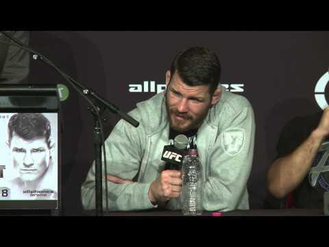 UFC Sydney: Post-Fight Press Conference Highlight