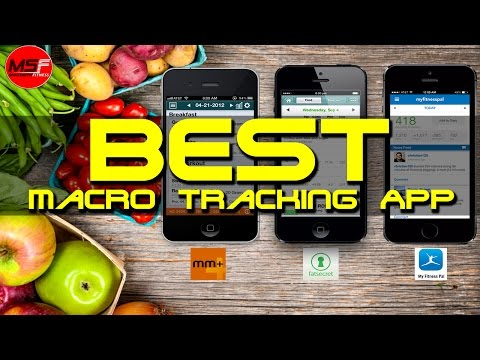 Best Macro Tracking App PLUS Tips & Instructions | Mike Smith Fitness