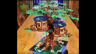 Lego - Tree House by the Montreal Lego Maniac