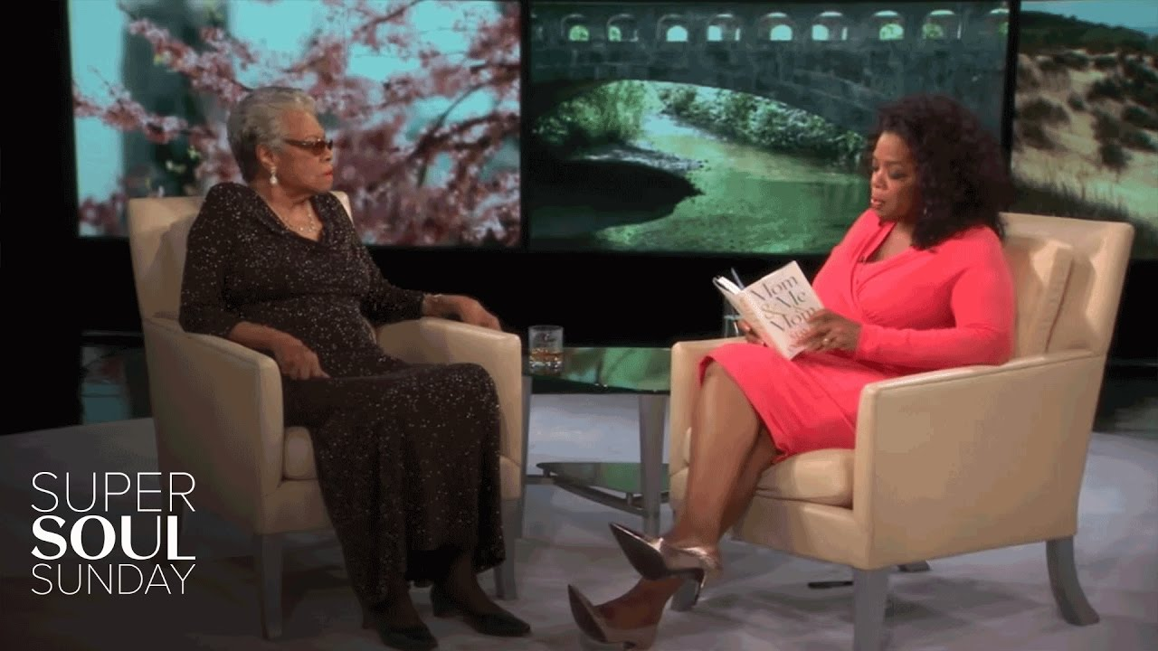The Revelation That Changed Dr. Maya Angelou's Life | SuperSoul Sunday | Oprah Winfrey Network