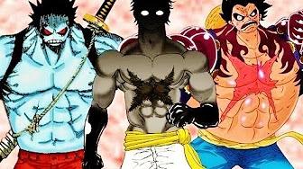 Luffy Gear 5 Manga Youtube