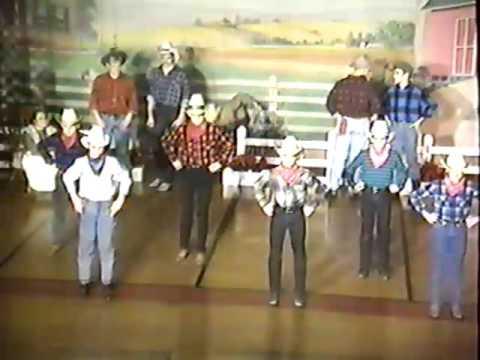 Oklahoma Hopewell-Loudon Musical 1991