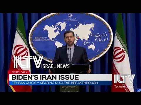 Tehran quickly nearing nuclear breakthrough