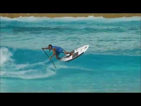 Abu Dhabi Surf & SUP All-stars Invitational 2013