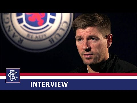 INTERVIEW | Steven Gerrard | 20 Jul 2018