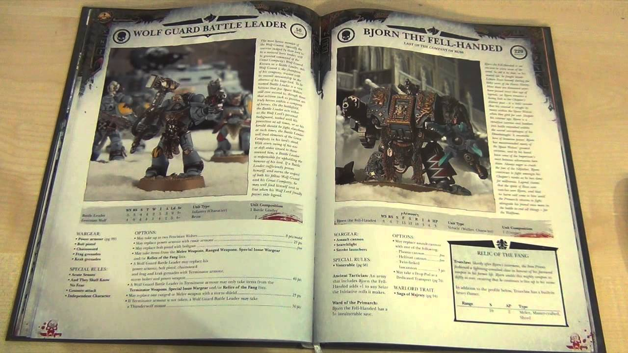 SPACE WOLVES 7TH EDITION EBOOK