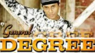 General Degree- Sweet Cologne- Up Close Riddim