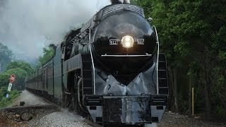 N&W 611 - The Virginia Tour