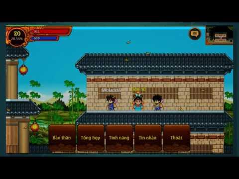 hack level ninja school online mien phi - Hack level Ninja School online