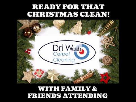 Christmas Carpet Cleaning.Ready For That Christmas Clean