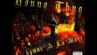 Young Thug The Demon Child - Rollin Like A Psycho (Featuring Lil Prod) - Horrorcore Rap 2010