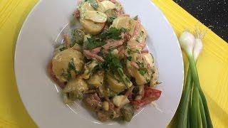 Mama´s Kartoffelsalat ist einfach der BESTE