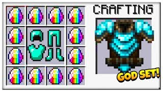 I SPENT $100 ON THIS GOD ARMOR SET - Minecraft Prisons COSMIC JAIL BREAK #12