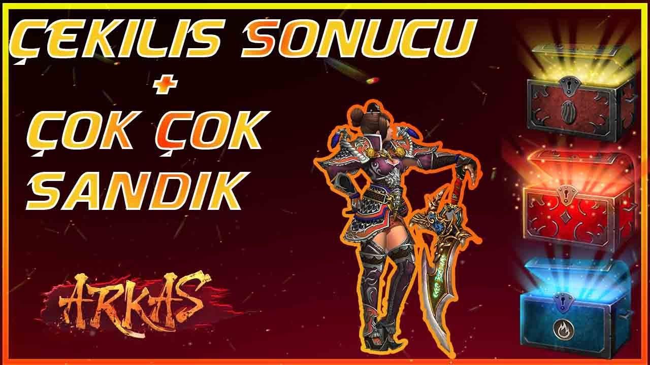 16K EP ÇEKİLİŞ SONUCU - EFSANE DROPLAR - BEDAVA KOSTÜM ! #Arkas2 #Metin2