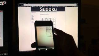 Solve any Sudoku puzzle in seconds with Google Goggles!! (Works w/ Android & iPhone 3GS & 4)