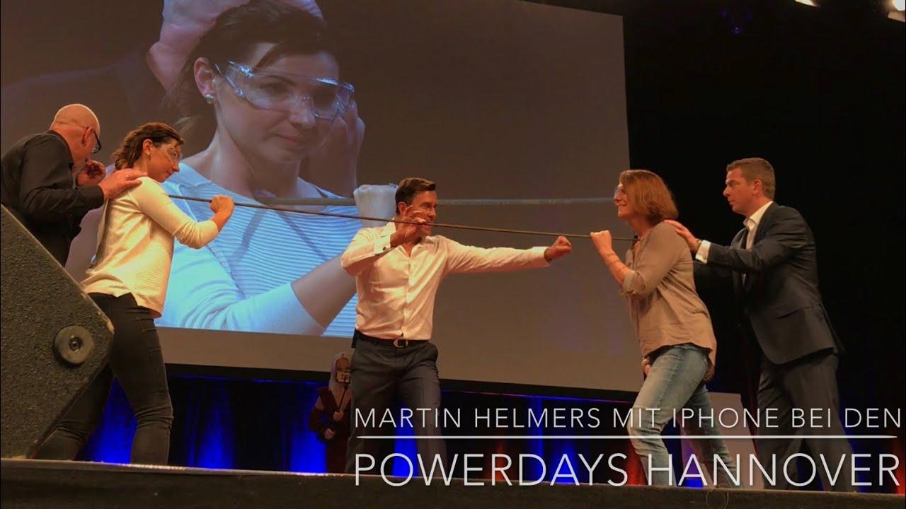 Jurgen Holler Powerdays Begeistern In Hannover Youtube