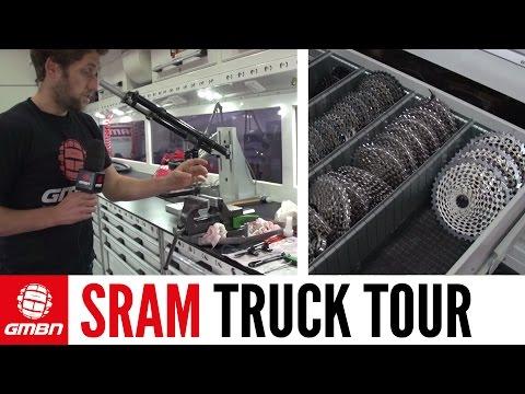 SRAM Truck Tour