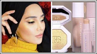 Fenty Beauty Makeup Tutorial   Amena