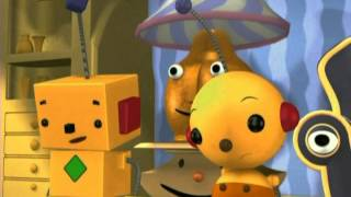 Rolie Polie Olie - Nap for Spot / Monster Movie Night / Top Dog Fish - Ep.3
