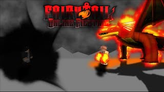 Roblox Fairy Tail OF | Fire Dragon Slayer Magic!
