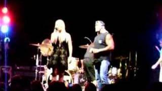 Brooke Hogan Lip-Syncing At Clemson University