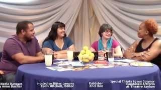 POP CULTURE ON STAGE: The Lemon Lounge Episode 1