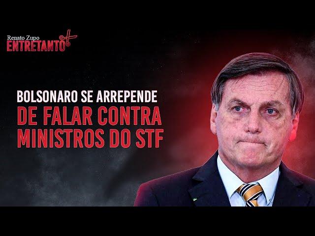 Bolsonaro arregou para o STF?