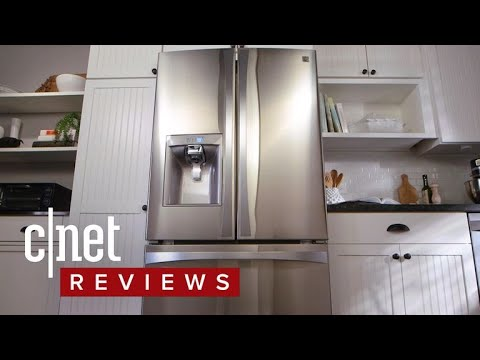 Kenmore adds Wi-Fi, Alexa to its new fridges