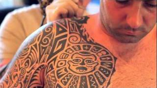 Max's Tattoo Studio -  Tribal Tattoo with Polynesian style elements