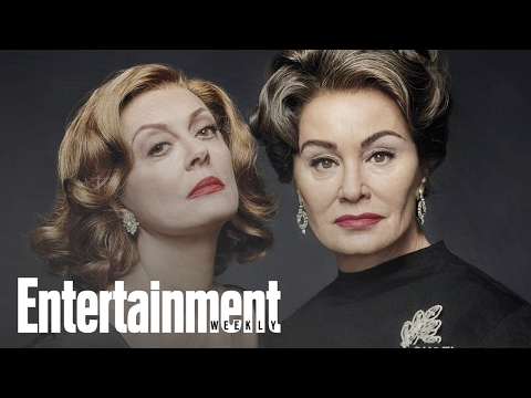 Ryan Murphy Created Feud As Response To Modern Issues Facing Hollywood Women | Entertainment Weekly