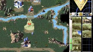 Command & Conquer Red Alert Counterstrike - Sarin Gas 1: Crackdown (Hard)
