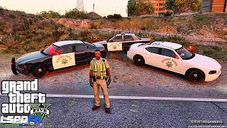 GTA 5 LSPDFR 0.3.1 - EPiSODE 67  - LET'S BE COPS -  LIVE PATROL (GTA 5 PC POLICE MODS)