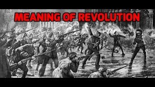 (Lecture 8) Meaning Of Revolution - Fr. Seraphim Rose