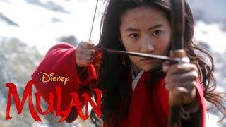 Mulan Teaser Trailer