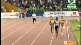 asian games 2010 4 x 400 relay women.flv