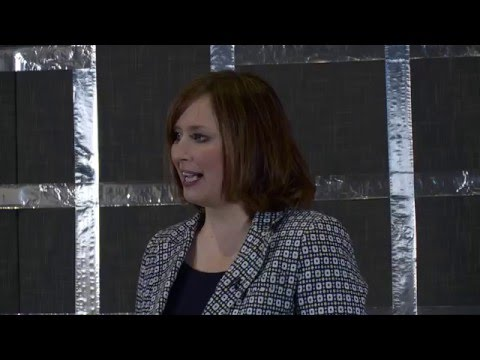 An immersive revolution in , teaching and human understanding  Sarah Jones  TEDxEastEndSalon
